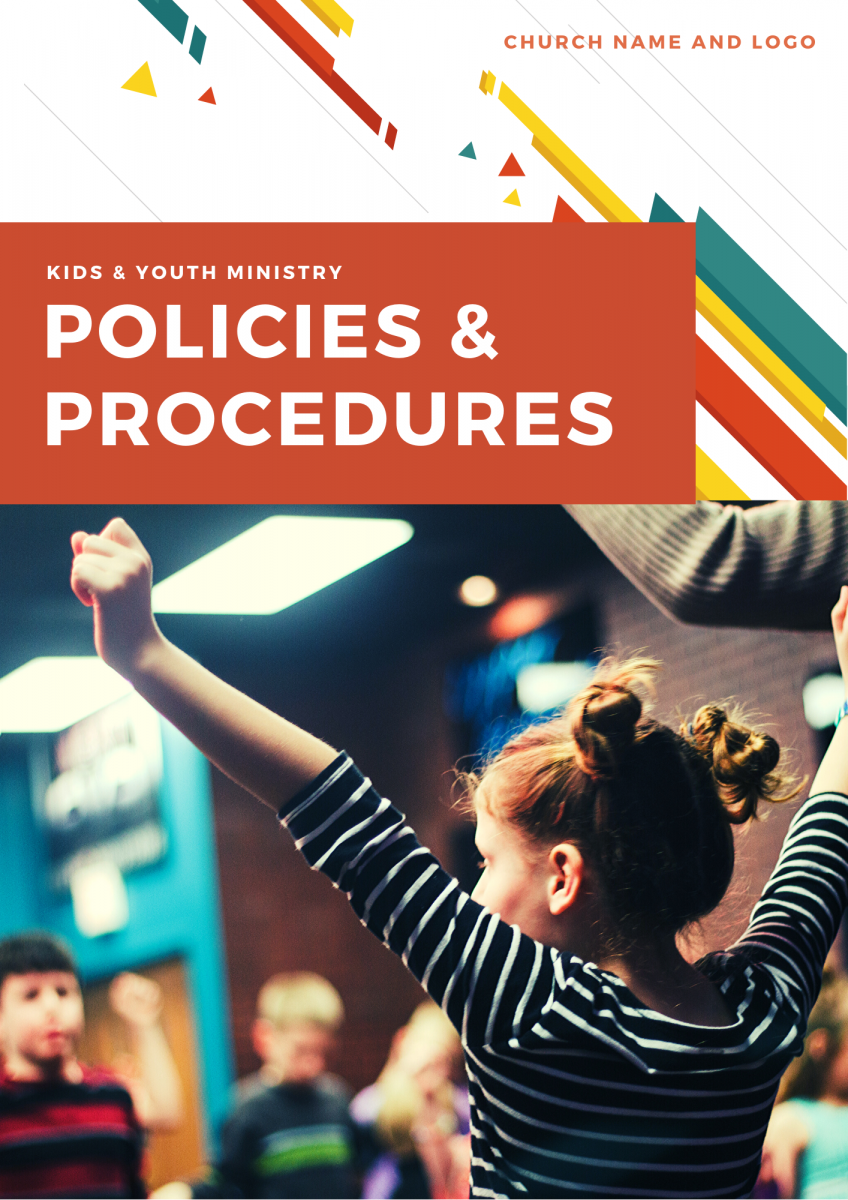 Kids Youth Ministry POLICIES & PROCEDURES